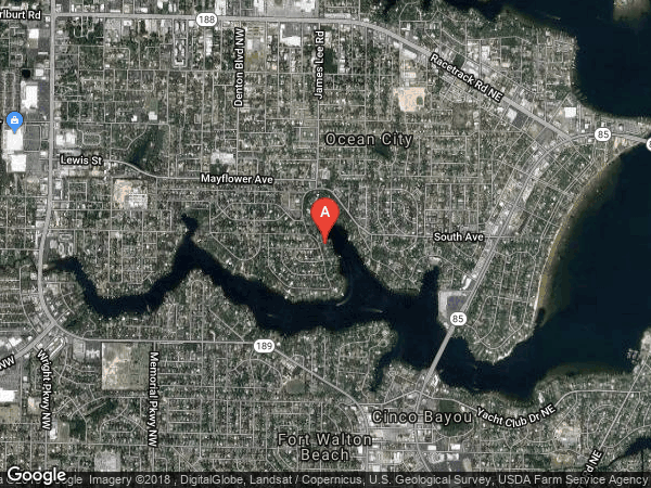 COLONY ESTATES , 505 POCAHONTAS DRIVE, FORT WALTON BEACH 32547