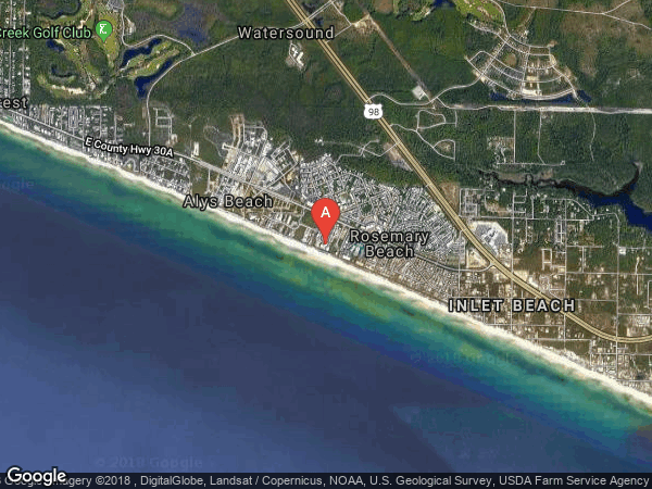 THE VILLAS AT SUNSET BEACH , #B101, 10140 CO HWY 30A  E UNIT B101, PANAMA CITY BEACH 32461