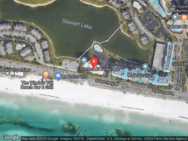 EMPRESS AT SEASCAPE THE , #501, 1272 SCENIC GULF DRIVE UNIT 501, MIRAMAR BEACH 32550