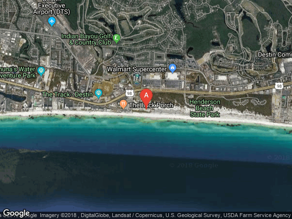 ST THOMAS AT SILVER SHELLS , #1005, 15400 EMERALD COAST PARKWAY UNIT 1005, DESTIN 32541
