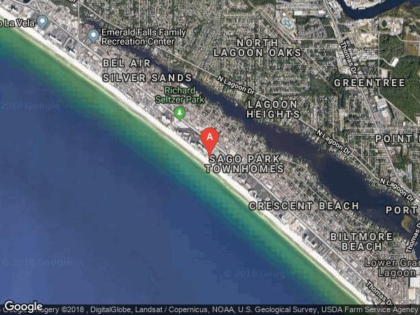 HOLIDAY BEACH ON THE GULF , 4127 NANCEE DRIVE, PANAMA CITY BEACH 32408