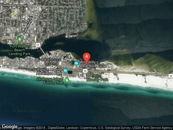 DESTIN WEST RESORT - HERON , #407, 1326 MIRACLE STRIP PARKWAY UNIT 407, FORT WALTON BEACH 32548