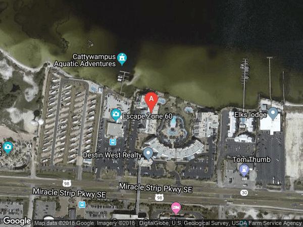 DESTIN WEST RESORT - HERON , #407, 1326 MIRACLE STRIP PARKWAY UNIT 407, FORT WALTON BEACH 32548