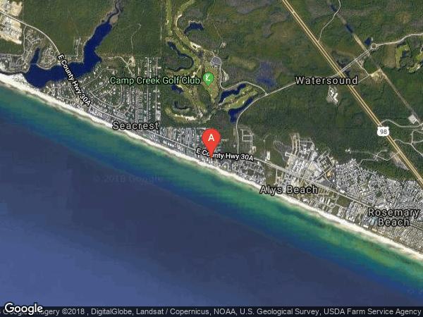SEA BLUFF VILLAS , 8958 CO HWY 30-A  E, SEACREST 32461