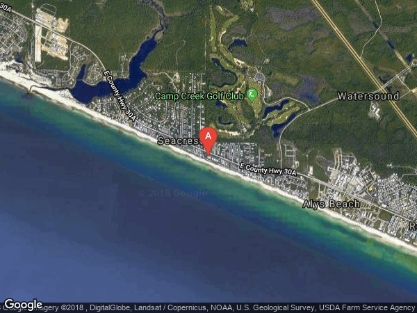 TRANQUILLITY ON THE BEACH , #230, 8600 CO HIGHWAY 30-A  E UNIT 230, INLET BEACH 32461