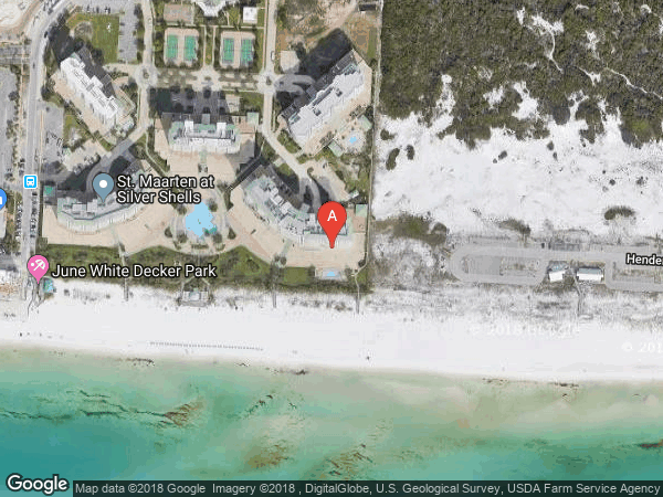 ST THOMAS AT SILVER SHELLS , #602, 15400 EMERALD COAST PARKWAY UNIT 602, DESTIN 32541