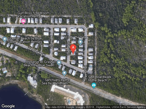 PRESERVE AT GRAYTON BEACH THE , 28 COLEMAN DRIVE, SANTA ROSA BEACH 32459