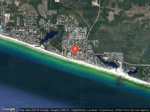 BELLA VITA , #B201, 56 BLUE MOUNTAIN ROAD UNIT B201, SANTA ROSA BEACH 32459