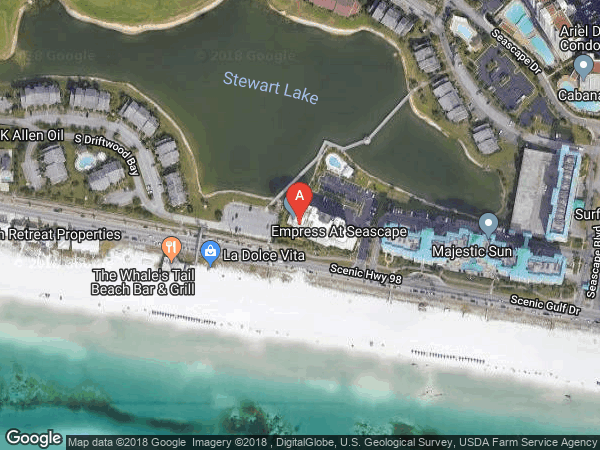 EMPRESS AT SEASCAPE THE , #204, 1272 SCENIC GULF DRIVE UNIT 204, MIRAMAR BEACH 32550