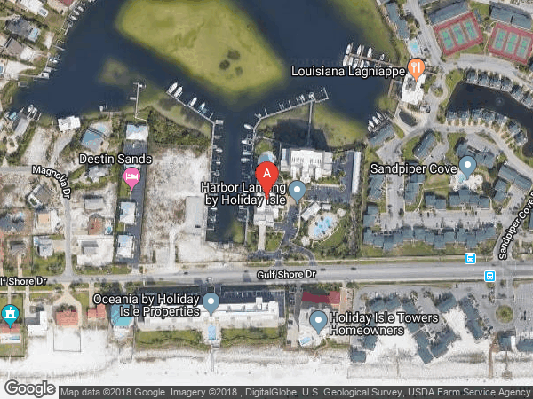 HARBOR LANDING PH II (CANAL FR , #402B, 725 GULF SHORE DRIVE UNIT 402B, DESTIN 32541