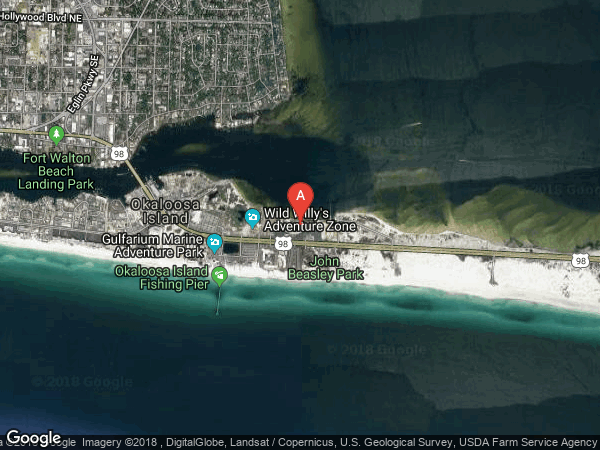 DESTIN WEST RESORT - OSPRY , #303, 1328 MIRACLE STRIP PARKWAY SE UNIT 303, FORT WALTON BEACH 32548
