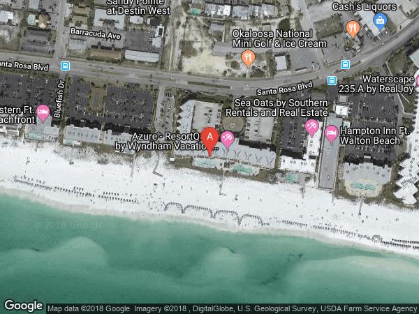 AZURE , #112, 1150 SANTA ROSA BOULEVARD UNIT 112, FORT WALTON BEACH 32548