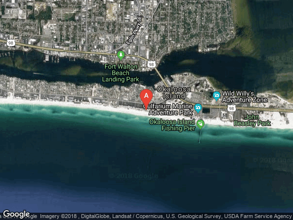 AZURE , #516, 1150 SANTA ROSA BOULEVARD UNIT 516, FORT WALTON BEACH 32548