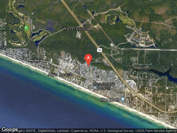 SEACREST BEACH PH 6 , 22 MOONLIGHT BEACH LANE, INLET BEACH 32461