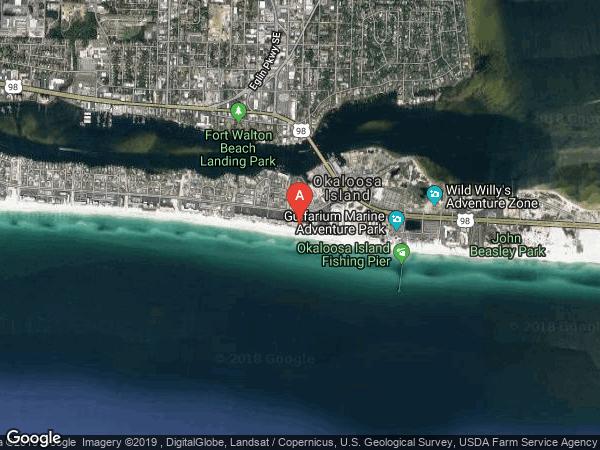 AZURE , #507, 1150 SANTA ROSA BOULEVARD UNIT 507, FORT WALTON BEACH 32548