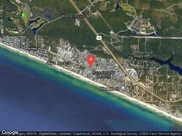 SEACREST BEACH PH 5 , 3 TRIGGER TRAIL W, INLET BEACH 32461