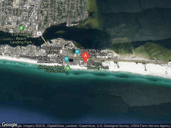 DESTIN WEST RESORT - GULFSIDE , #205, 1515 MIRACLE STRIP PARKWAY UNIT 205, FORT WALTON BEACH 32548