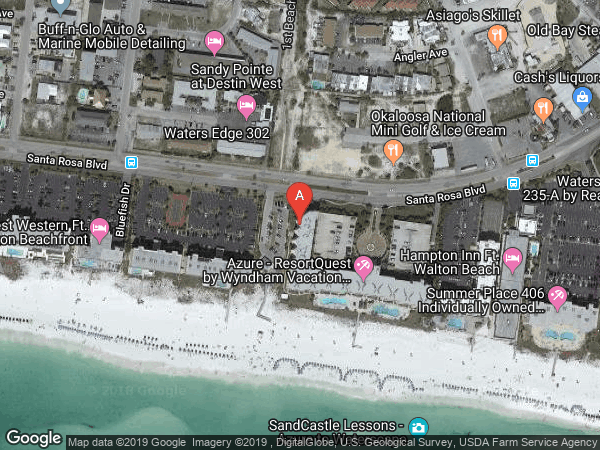 AZURE , #223, 1150 SANTA ROSA BOULEVARD UNIT 223, FORT WALTON BEACH 32548
