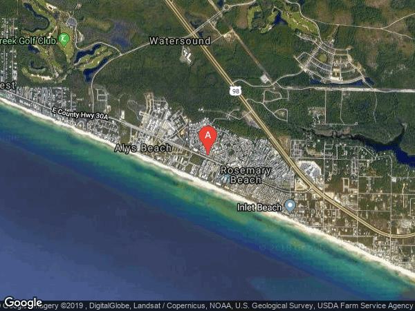 SEACREST BEACH PH 4 , 58 BLUE DOLPHIN LOOP, INLET BEACH 32461