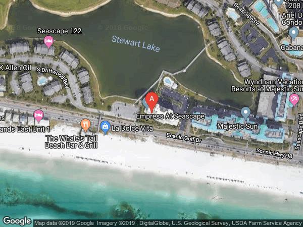 EMPRESS AT SEASCAPE THE , #301, 1272 SCENIC GULF DRIVE UNIT 301, MIRAMAR BEACH 32550