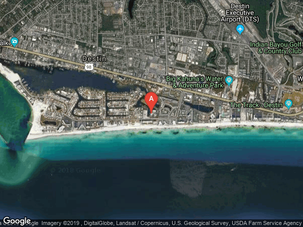HARBOR LANDING PH II (CANAL FR , #401B, 725 GULF SHORE DRIVE UNIT 401B, DESTIN 32541