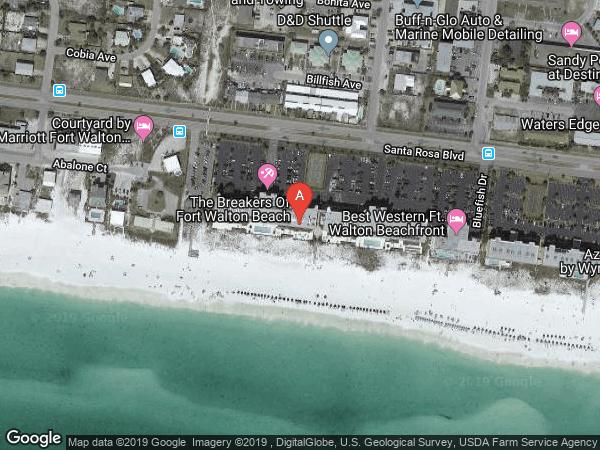 BREAKERS OF FWB (WEST BLDG) , #W403, 381 SANTA ROSA BOULEVARD UNIT 403W, FORT WALTON BEACH 32548