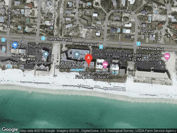 WATERS EDGE CONDO , #116, 590 SANTA ROSA BOULEVARD UNIT 116, FORT WALTON BEACH 32548