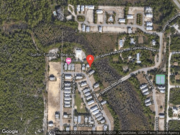 CYPRESS DUNES , 144 CYPRESS WALK, SANTA ROSA BEACH 32459
