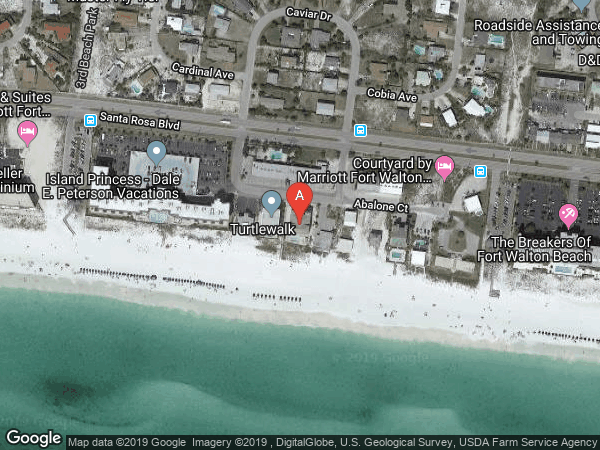 BLUE DOLPHIN , #202, 466 ABALONE COURT UNIT 202, FORT WALTON BEACH 32548