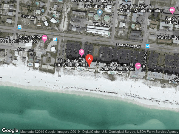 BREAKERS OF FWB (WEST BLDG) , #W204, 381 SANTA ROSA BOULEVARD UNIT W204, FORT WALTON BEACH 32548