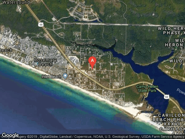 IVY AT INLET BEACH , 51 VALDARE WAY, INLET BEACH 32461