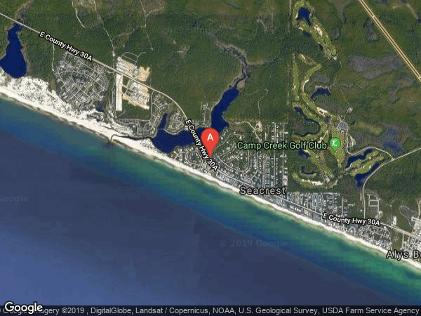 GULF LAKE BEACHES EST. , 7875 CO HIGHWAY 30-A  E, INLET BEACH 32461