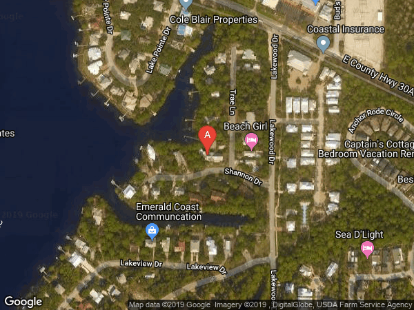 LAKEWOOD OF SEAGROVE BEACH II , 12 TRAE LANE, SANTA ROSA BEACH 32459