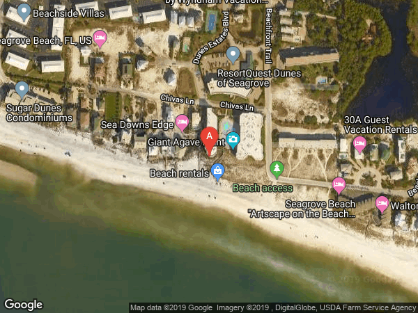 DUNES OF SEAGROVE , #402B, 51 CHIVAS LANE UNIT 402B, SANTA ROSA BEACH 32459