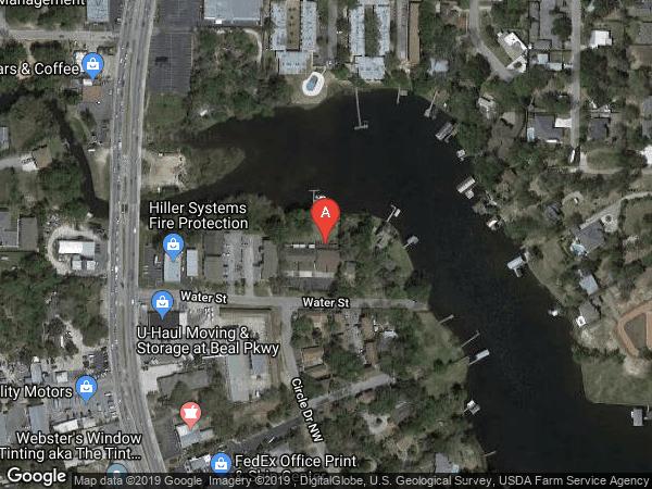 CINCO SHADOWS , #C, 106 WATER STREET UNIT C, FORT WALTON BEACH 32548