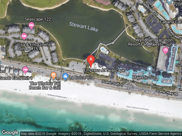 EMPRESS AT SEASCAPE THE , #304, 1272 SCENIC GULF DRIVE UNIT 304, MIRAMAR BEACH 32550