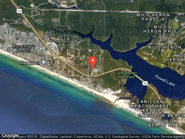 SEAVIEW TRACE AT INLET BEACH , #LOT 1, TBD SEAVIEW DRIVE UNIT LOT 1, INLET BEACH 32461