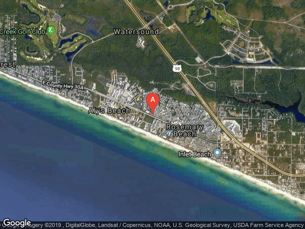 SEACREST BEACH PH 4 , 18 BLUE DOLPHIN LOOP, INLET BEACH 32461