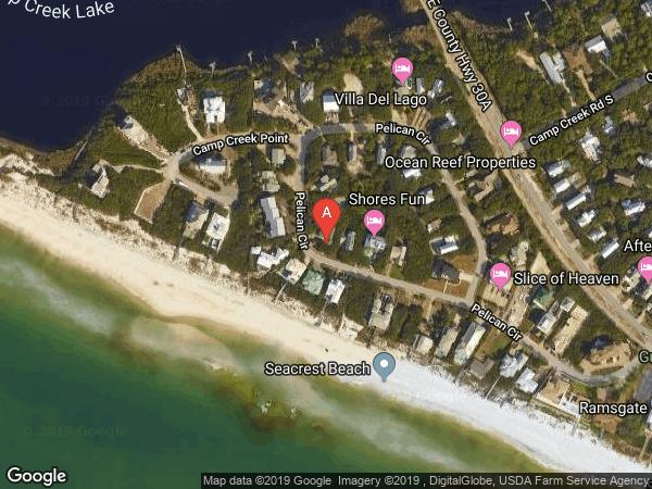CAMP CREEK LAKE S/D , 226 PELICAN CIRCLE, INLET BEACH 32461