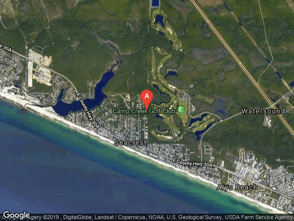 SEACREST , 392 SEACREST DRIVE, INLET BEACH 32461