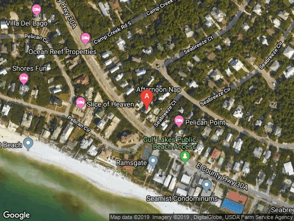 GULF LAKE BEACHES EST. , 7951 COUNTY HWY 30A  E, INLET BEACH 32461