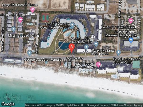 ALERIO CONDOMINIUM , #B203, 732 SCENIC GULF DRIVE UNIT B203, MIRAMAR BEACH 32550