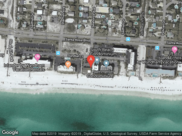 SANTA ROSA ISLAND , #5, 777 SUNDIAL COURT UNIT 5, FORT WALTON BEACH 32548