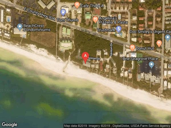 SEAGROVE DUNE TOWNHOMES , #4, 49 HINTON DRIVE UNIT 4, SANTA ROSA BEACH 32459