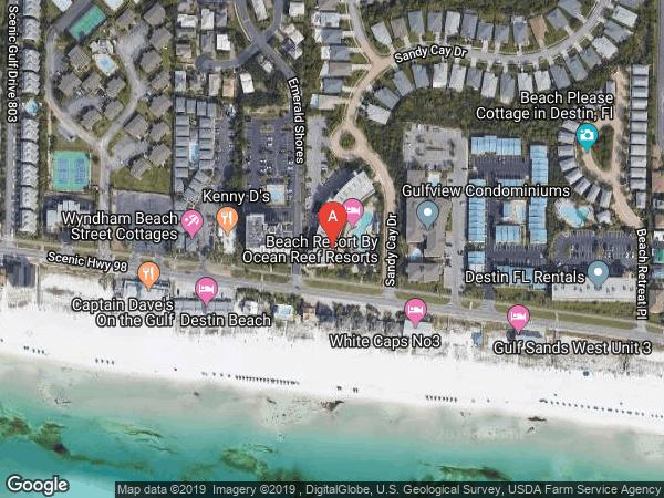BEACH RESORT , #210, 548 SANDY CAY DRIVE UNIT 210, MIRAMAR BEACH 32550