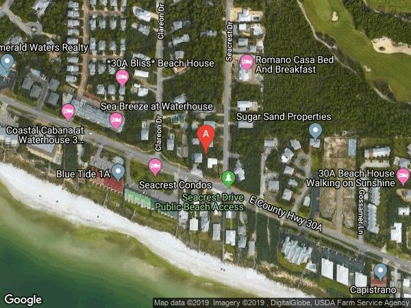 VILLAS AT SEACREST BEACH , #C-401, 35 SEACREST BOULEVARD E UNIT C-401, SEACREST 32461