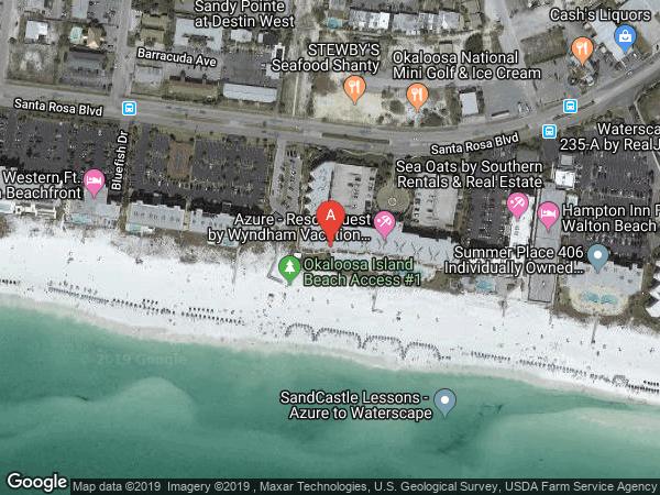 AZURE , #115, 1150 SANTA ROSA BOULEVARD UNIT 115, FORT WALTON BEACH 32548