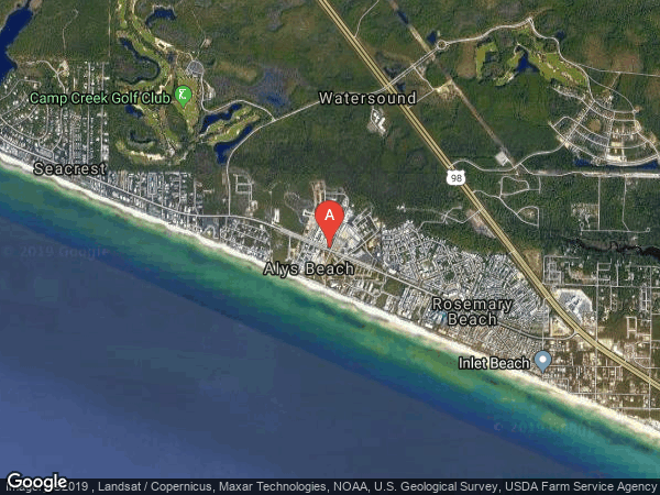 THE LUCIAN CONDO , #303, 29 SOMERSET STREET N UNIT 303, ALYS BEACH 32461