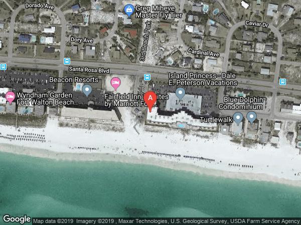 ISLAND PRINCESS , #217, 520 SANTA ROSA BOULEVARD UNIT 217, FORT WALTON BEACH 32548