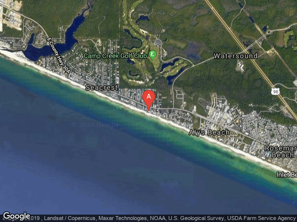 SILVER SANDS TOWNHOMES , #4, 8896 CO HIGHWAY 30-A HIGHWAY E UNIT 4, INLET BEACH 32461